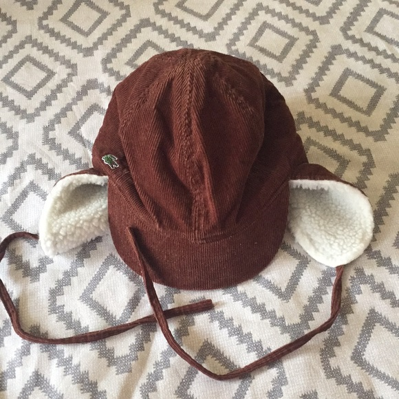 Lacoste Accessories - NWT Lacoste winter hat 1c0650acf96
